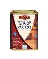 Liberon NATURAL Floor Varnish